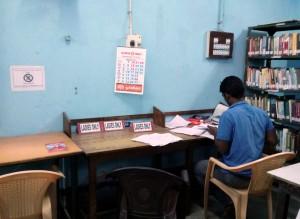 Chennai-Library